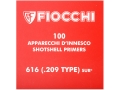 Product detail of Fiocchi Primers #209 Shotshell