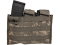 Military Surplus MOLLE II AR-15 Triple Magazine Pouch