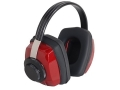 Radians Competitor Earmuffs (NRR 26 dB) Red