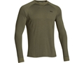 Under Armour Men's ColdGear Infrared DEVO Crew Base Layer Shirt Long Sleeve Polyester