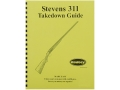 Radocy Takedown Guide &quot;Stevens 311&quot;