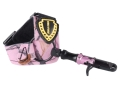Tru-Fire Edge Buckle Foldback Small Bow Release Pink Camo