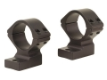 Talley Lightweight 2-Piece Scope Mounts with Integral 1&quot; Rings Tikka Matte Medium