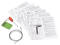 Product detail of Allen Antler Scoring Kit with Measuring Cable, Tape Measure, Calculator and Scoring Charts for Whitetail Deer, Mule Deer, Elk, Bear and Antelope