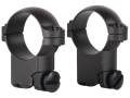 "Leupold 1"" Ring Mounts Ruger 77 Matte High"