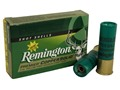 "Remington Premier Ammunition 12 Gauge 3"" 1 oz Copper Solid Sabot Slug Lead-Free Box of 5"