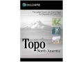 DeLorme Topo North America 9.0 GPS Mapping Software for Earthmate GPS Units