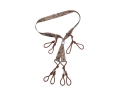 Flextone 8 Loop Game Call Lanyard Nylon Mossy Oak Duck Blind Camo
