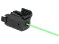 LaserMax Spartan Laser Sight Picatinny-Style Rail Mount Matte