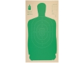 "Champion LE Police Silhouette Targets B-27 CB 24"" x 45"" Cardboard Package of 25"