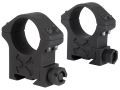 Talley 30mm Tactical Picatinny-Style Rings Matte High
