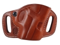 El Paso Saddlery High Slide Outside the Waistband Holster Right Hand Sig Sauer P220, P226 Leather Russet Brown