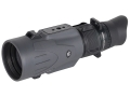 Vortex Recon Tactical Spotting Scope 10x 50mm Straight Eyepiece with Rangefinding Reticle, Tripod and Picatinny-Style Accessory Rail Black