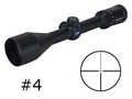 Zeiss MC Conquest Rifle Scope 3-9x 50mm #4 Reticle Matte Factory Reconditioned