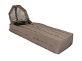 Avery Power Hunter Layout Blind Polyester Field Khaki Camo