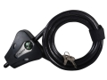 Master Python Treestand Cable Lock Black