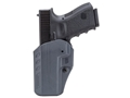 BLACKHAWK! A.R.C. Appendix Inside the Waistband Ambidextrous S&W M&P Shield Polymer Urban Gray