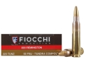 Fiocchi Tundra Ammunition 223 Remington 50 Grain Full Metal Jacket Lead-Free Box of 20