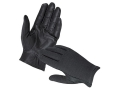 Hatch KSG500 Shooting Gloves Leather and Kevlar Black Medium