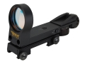 BSA Red Dot Sight 33mm Heads Up Display 4-Pattern Reticle (3 MOA Dot, 5 MOA Dot, 8 MOA Dot, 10 MOA Dot) Matte