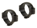 Leupold 30mm Dual-Dovetail Rings Matte Low