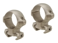 "Millett 1"" Angle-Loc Windage Adjustable Weaver-Style Rings Silver Medium"