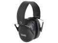 Peltor ShotGunner Folding Earmuffs (NRR 21dB) Black