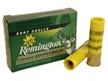 Remington Premier Ammunition 20 Gauge 2-3/4&quot; 5/8 oz Copper Solid Sabot Slug Lead-Free Box of 5