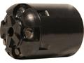 Howell Old West Conversion Cylinders 31 Caliber Pietta 1863 Pocket Black Powder Revolver 32 S&W 5-Round Blue