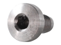 Product detail of Nowlin Grip Screws Hex Head 1911 Stainless Steel Package of 4