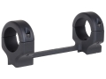 "DNZ Products Game Reaper 1-Piece Scope Base with 1"" Integral Rings Savage 93 Matte Low"