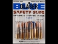 Glaser Blue Safety Slug Ammunition 7.62x39mm 130 Grain Package of 6
