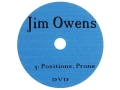 Jim Owens Video &quot;Positions: Prone&quot; DVD
