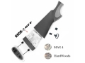 Beretta Short Stock Kick-Off Kit for Urika, Xtrema 12 Gauge Synthetic Black
