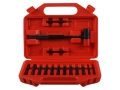 Winchester 14-Piece Brass and Steel Punch Set