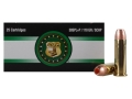 Copper Only Projectiles (C.O.P.) Ammunition 38 Special +P 110 Grain Solid Copper Hollow Point Lead-Free Box of 25