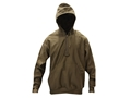 Tru-Spec 24-7 Grid Fleece 1/4 Zip Hooded Sweatshirt Polyester and Spandex
