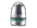Hunters Supply Hard Cast Bullets 45 Caliber (452 Diameter) 230 Grain Lead Round Nose