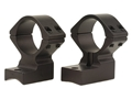 "Product detail of Talley Lightweight 2-Piece Scope Mounts with Integral 1"" Rings Weatherby Magnum Matte High"