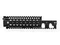 Product detail of Daniel Defense Lite Rail 9.5 FSP Free Float Tube Handguard Quad Rail AR-15 Extended Carbine Length Aluminum Black