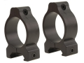 Leupold 30mm Rifleman Vertical Split Rings Weaver-Style Medium Matte