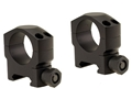 Leupold 1&quot; Mark 4 Picatinny-Style Rings Matte Medium Aluminum