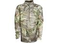 Core4Element Men's Assault 1/4 Zip Midweight Shirt Long Sleeve Polyester