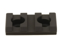 Midwest Industries Bolt On Handguard Rail AR-15 Aluminum Black