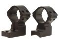 Talley Lightweight 2-Piece Scope Mounts with Integral 1&quot; Rings Remington 700, Howa Matte Extra-High