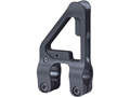 "JP Enterprises Gas Block with Adjustable A2 Front Sight AR-15, LR-308 Standard Barrel .750"" Inside Diameter Stainless Steel Matte"
