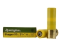 Remington Slugger Ammunition 20 Gauge 2-3/4&quot; 5/8 oz Rifled Slug Box of 5