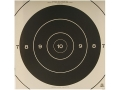 NRA Official Smallbore Rifle Target Repair Center A-21C 200 Yard Prone Paper Package of 100