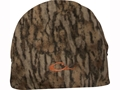 Drake Men's Non-Typical Windproof Fleece Beanie Polyester Mossy Oak Bottomland Camo
