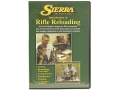 Sierra Video &quot;Introduction to Rifle Reloading&quot; DVD